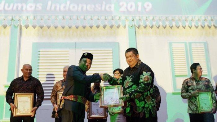 Bank Sumut Raih Penghargaan Anugerah Humas Indonesia 2019, Kategori Terpopuler di Media Online