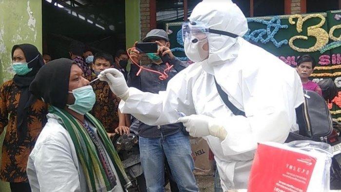Lima Hari Dua Lingkungan di Medan Diisolasi dan Camat Sebut Kondisi Membaik