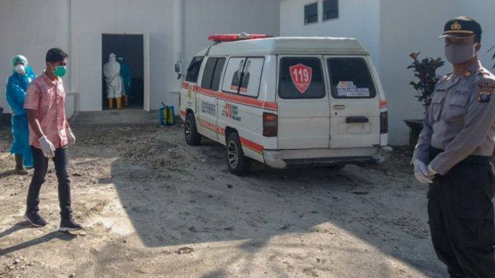 ODP Covid-19 Kabur dari Isolasi RSUD Sidikalang Ditemukan di Rumahnya, Lebih Suka Isolasi di Rumah