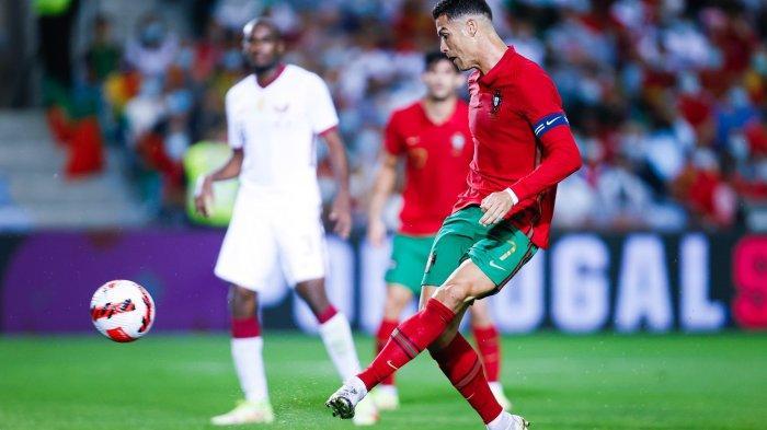 Portugal Menang Telak Atas Tuan Rumah Piala Dunia 2022, Cristiano Ronaldo Lewati Rekor Sergio Ramos