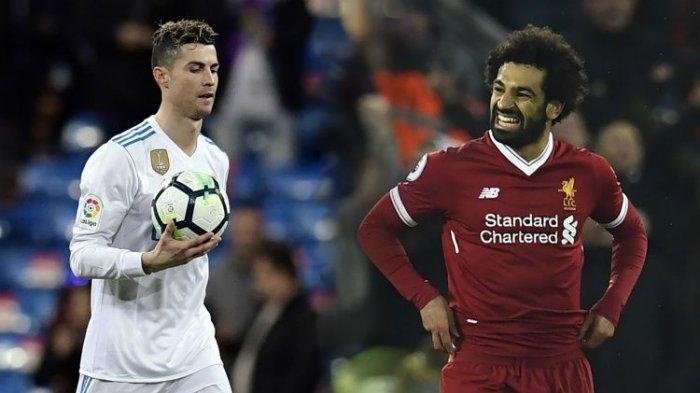Liverpool Siapkan Kontrak Baru untuk Salah, Minta Gajinya Naik Nyaris Setara Cristiano Ronaldo