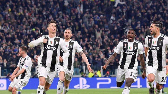 Lyon vs Juventus, Real Madrid vs Manchester City, Jadwal Lengkap Liga Champions Menuju Babak 8 Besar