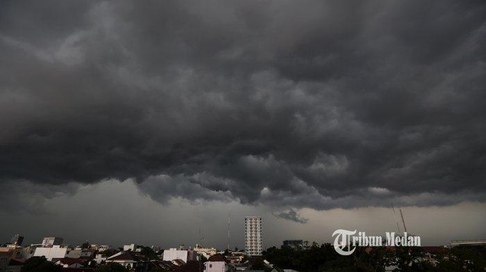 Waspadai Cuaca Buruk, Berikut Kawasan yang Diprediksi Dilanda Hujan Deras dan Angin Kencang