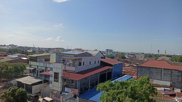 Cuaca Kota Medan Panas Beberapa Hari Terakhir, Ini Penjelasan BMKG Wilayah I Medan