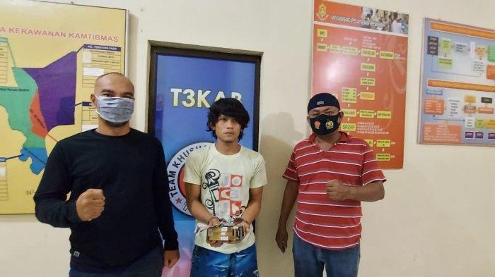 Curi Rokok di Minimarket, Andi Syahputra Terancam Pidana Tujuh Tahun Penjara