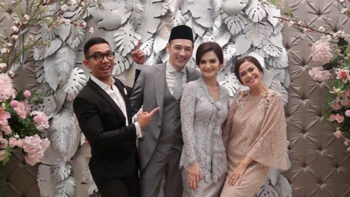 Cut Tari dan Richard Kevin resmi menikah