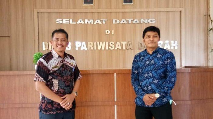 Kadis Pariwisata Kabupaten Tapanuli Selatan Sambut Kunjungan Manager Torsibohi Hotel Sipirok