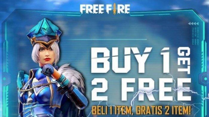 DAFTAR Kode Redeem Free Fire Terbaru 26 Desember 2020, Info New Year Token Hunt  Buy 1 Get 2