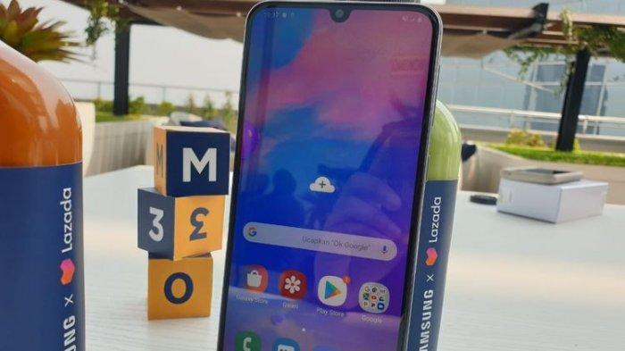 Samsung Seri M