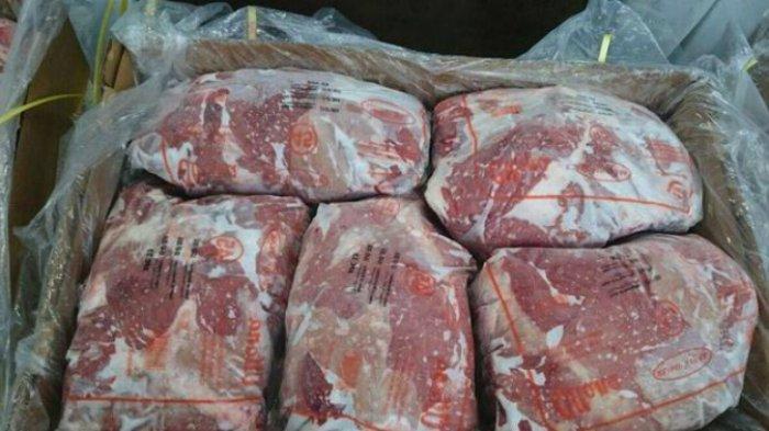 Bulog Sumut Punya Pasokan Daging Kerbau Beku 14 Ton dari India, Sempat Kosong Selama Sebulan