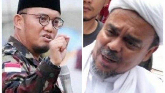 Jubir Prabowo Dahnil Anzar Sebut Rizieq Shihab Bukan Siapa-siapa dan Ada Kata Ulama Suka Memaki