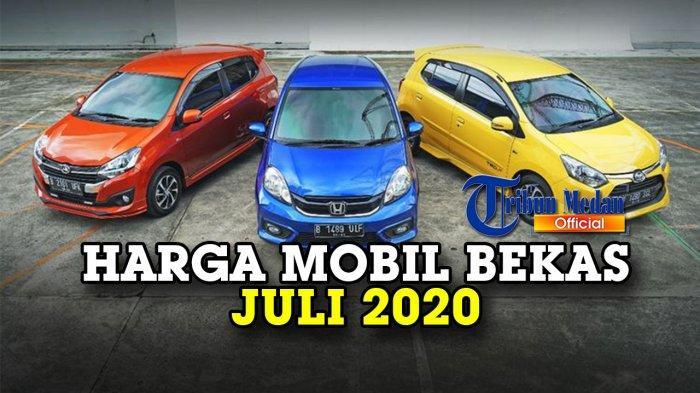 Harga Mobil Bekas Juli 2020 Budget Rp 70 Juta Bisa Bawa Pulang Toyota Agya Tribun Medan