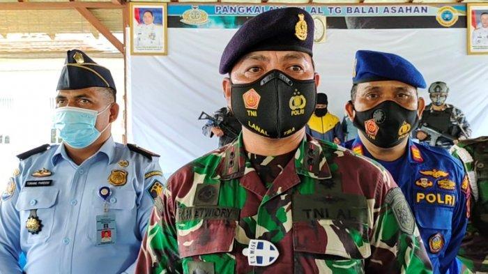 Komandan Lanal TBA Sebut Bakal Banyak Penyelundupan Selama Ramadan dan Lebaran di Tanjungbalai