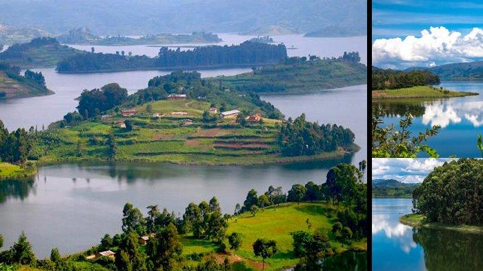 Indahnya Danau Ini, Di Tengah-tengahnya Dihiasi 29 Pulau, Kicauan Burung Saat Fajar Tiba