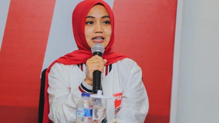 Caleg Cantik Dara Nasution asal Siantar Optimistis meski Larangan Poligami PSI Dapat Penolakan