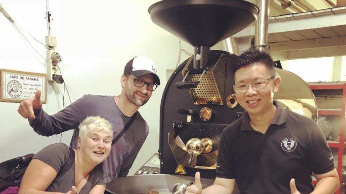 AWI Coffee,  Kedai Kecil Membawa Kopi Khas Sumut Hingga Kancah Internasional