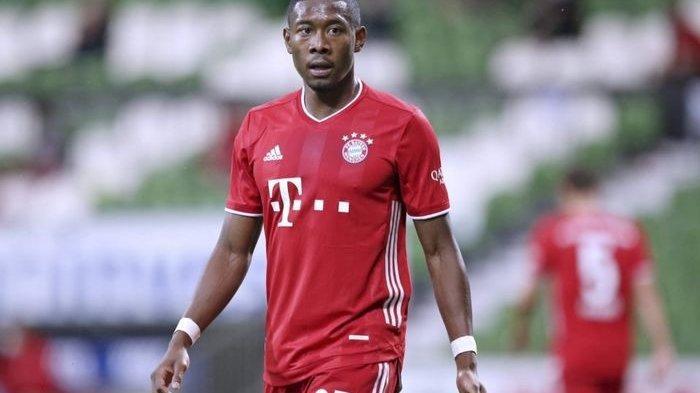 Bek sayap dan tengah Bayern Muenchen, David Alaba, dikabarkan masuk dalam radar juara bertahan Liga Italia, Juventus.