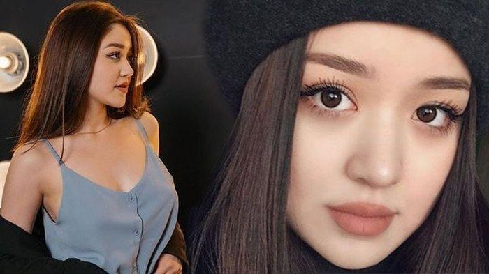 Dayana, wanita asal Kazakhstan yang viral gara-gara ajak nikah YouTuber Fiki Naki. (Instagram/@demi.demik)