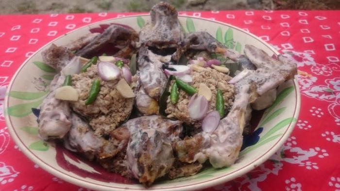 Dayok Nabinatur, Kuliner Khas Simalungun Ditetapkan sebagai Warisan Budaya