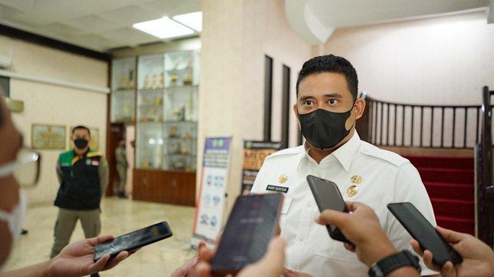 Sambut Idul Fitri, Bobby Nasution Tutup Sementara Kesawan City Walk