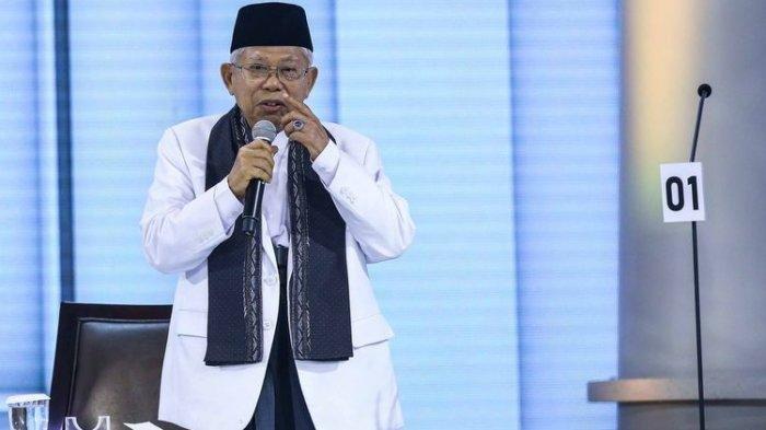 DUKUNGAN Presiden Tunjuk Komjen Pol Listyo Sigit Prabowo Terus Mengalir, Begini Pendapat Wapres