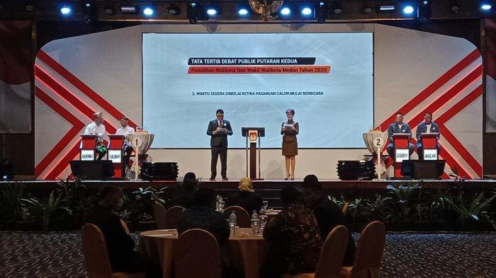 Debat Kandidat Putaran Kedua, Akhyar-Salman Sebut akan Lahirkan Program Perempuan dan Balita