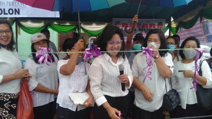 Agar Semakin Maju, Dekranasda Taput Ingatkan Seluruh UMKM Lokal Tingkatkan Kekompakan