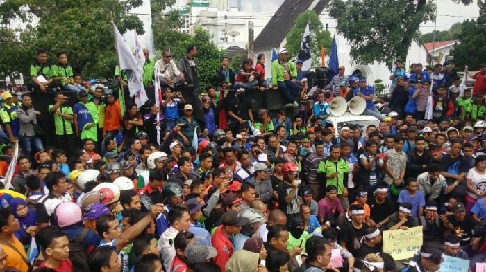 UMP Sumut Naik 8,03 Persen, Ini Komentar Kadis Tenaga Kerja Provinsi Sumut