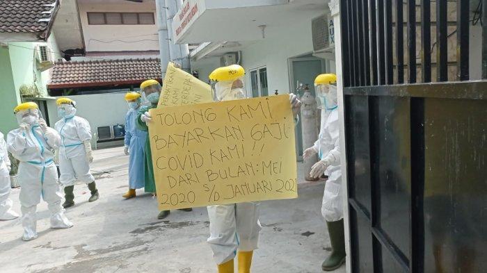 BREAKING NEWS: Saling Lempar Tanggungjawab Soal Insentif Nakes, DPRD Medan Angap Masalah Serius