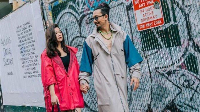 Denny Sumargo dan Istri Olivia Allan Sedang berada di New York