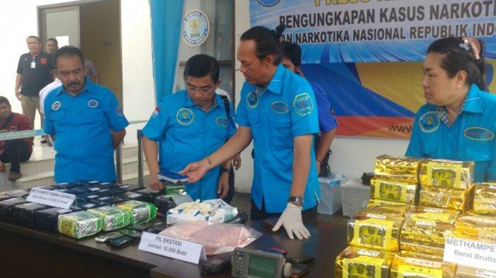 Jaringan Ramli, 100 Kg Sabusabu Diamankan BNN Dalam Operasi di Aceh