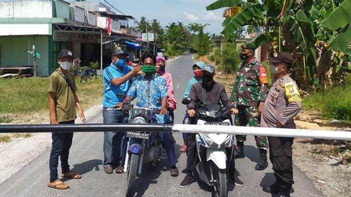 Warga Dihalangi Masuk Desa Mangga Dua di Sergai oleh Polisi dan TNI, Berikut Penjelasannya