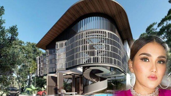 VIRAL Desain Rumah Mewah Baru Ayu Ting Ting yang Dibocorkan Sang Ibu Umi Kalsum
