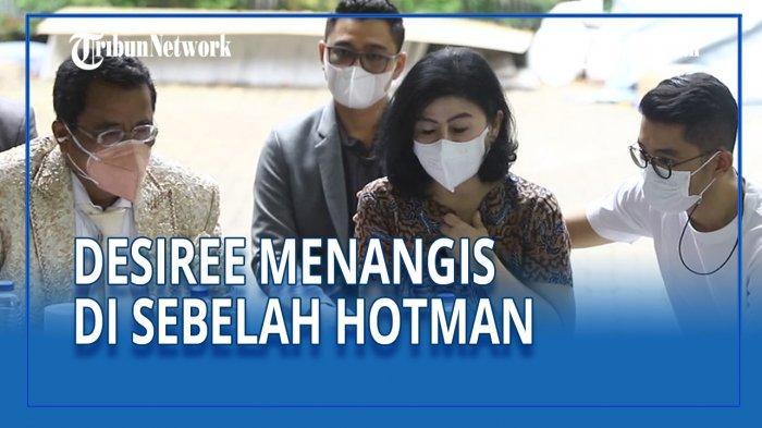 Hotman Paris Ungkap Sikap Hotma Sitompul ke Desiree Akhir-akhir Ini, Sudah Sering Kirim Pesan. . . .