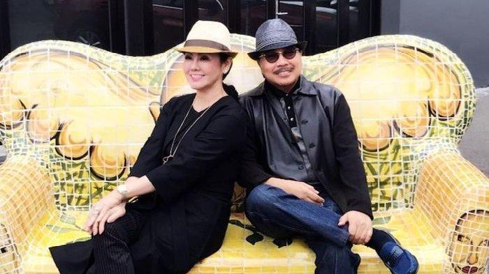 Desiree Tarigan dan Hotman Paris