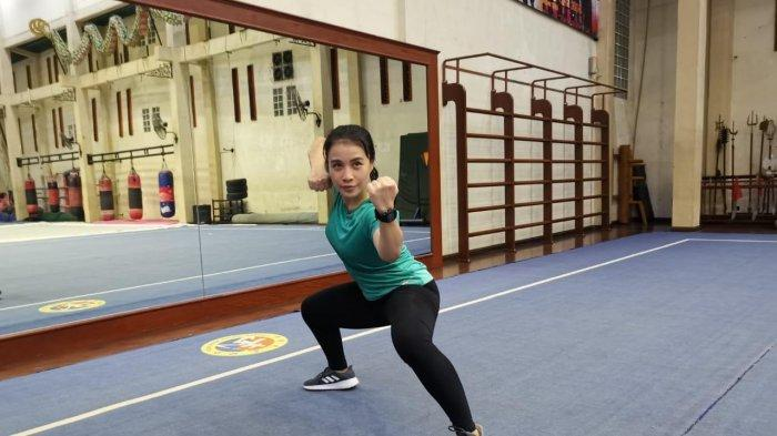 Dessy Indri Astuti, Atlet Wushu Taulo yang Juga Berprofesi Sebagai Dokter