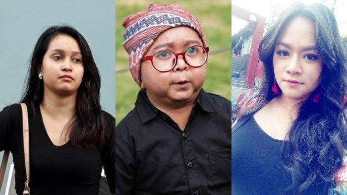 Destia, Daus Mini, Yunita Lestari. (Tribunwow.com/ Kolase)