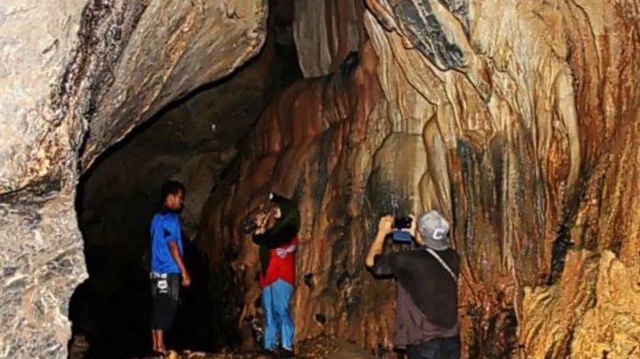 Menjelajah Gua-gua di Bahorok Langkat, Bisa Sambil Bermain Air