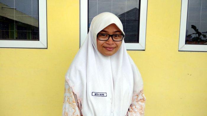Raih Juara Umum Berturut Turut Ini Rahasia Deta Olivia Tribun Medan