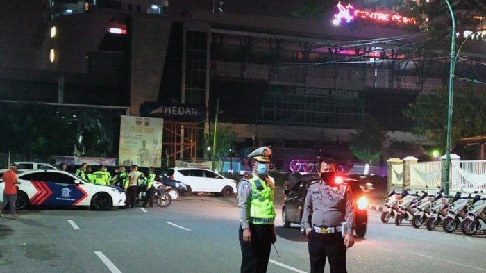 BREAKING NEWS: Penutupan 110 Jalan di Medan Jelang Takbiran, Dibuka Langsung Kapolda Sumut