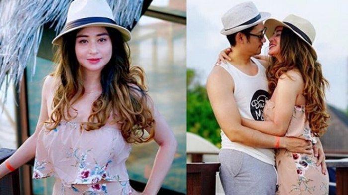 Dewi Perssik Umbar Ciuman dengan Sang Suami di Instagram, Warganet: Astaghfirullah