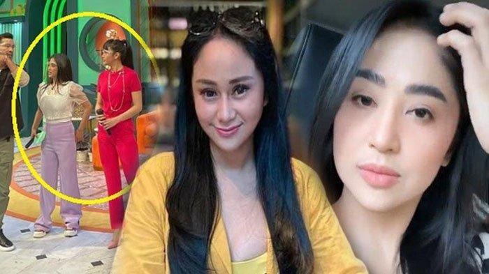 'DP Tuh Nggak Deh', Momen Denise Chariesta Lupa Matikan Live IG, Gibah Dewi Perssik dan Uya Kuya