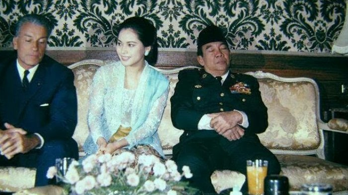 Sosok Ratna Sari Dewi Soekarno yang Anggun dari Usianya 15 Tahun, Hingga Tahun ke Tahun