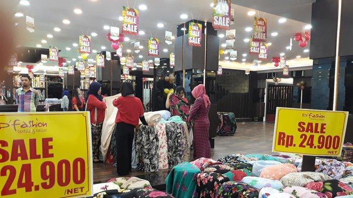 Hadir Di Medan D Fashion Textile Tailor Tawarkan Tekstil Terlengkap Dan Berkualitas Tinggi Tribun Medan