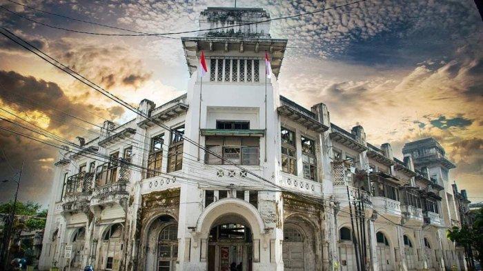 Revitalisasi Gedung Werenhuis Mampu Menarik Investor dengan Syarat Penerapan Sistem Ekomoni Digital