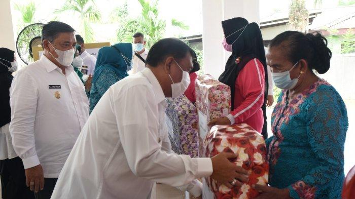 Peringati Hari Lansia, Bupati Ashari: Berdayakan Lansia Agar Lebih Sehat, Produktif dan Sejahtera