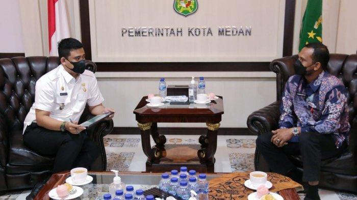 Terima Kunjungan Bupati Aceh Timur, Bobby Berbagi Informasi tentang Pengembangan Wisata Kuliner