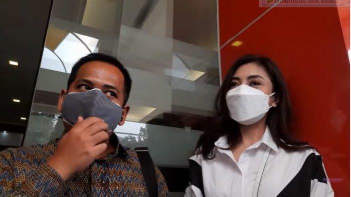 Dhena Devanka laporkan sang suami atas KDRT
