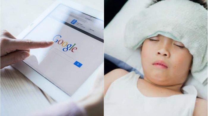 Lebih Percaya Google daripada Dokter, Wanita ini Biarkan Putranya Demam 6 Hari Tanpa Pengobatan