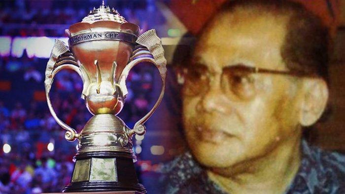Piala Sudirman Terinspirasi dari Orang Siantar, 'Tergila-gila' dengan Bulutangkis sejak Kanak-kanak